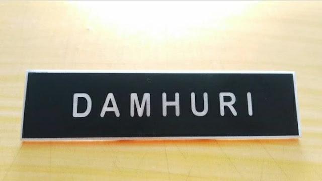 Nama Dada Staff Kantor