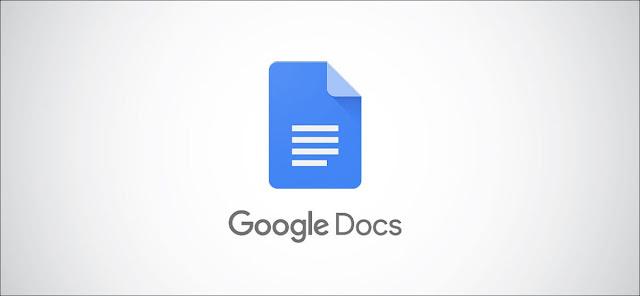 شعار مُحرر مستندات Google