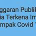 APBD-P Terealisasi Oktober 2020, Berefek Pada Tagihan Media