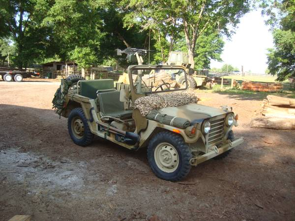 Totally Restored M151A2 Military Jeep | Auto Restorationice