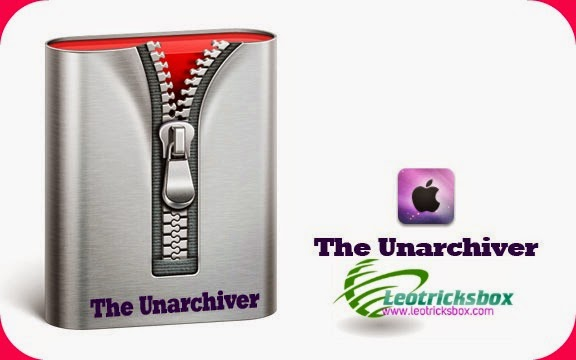 MAC Software : The Unarchiver 3.9.1 2014 For Macintosh