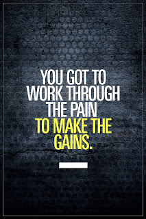 No Pain No Gain Gym Quotes