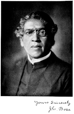 Sir Jagadish Chandra Bose Essay