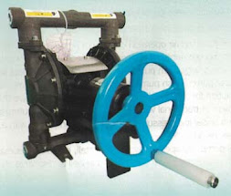 Manual diaphragm pumps