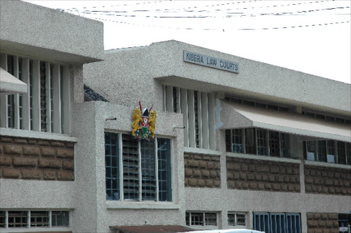 Kibera lawcourts photo