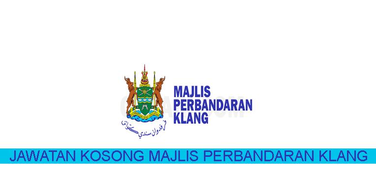 Kekosongan Terkini di Majlis Perbandaran Klang