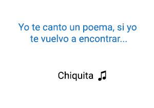 Alkilados Chiquita significado de la canción.