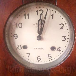đồng hồ cổ Eikesha