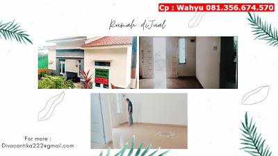 Rumah Dijual di Samarinda,  Lengkap AC&Bathup, Lokasi Strategis, CP 081.356.674.570