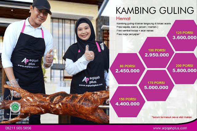 Harga Kambing Guling Semarang