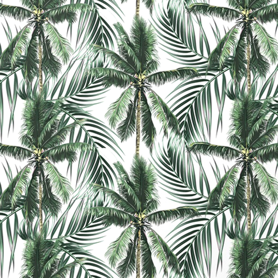 """""""south pacific palms"""" pattern by Gale Switzer on Society 6"""