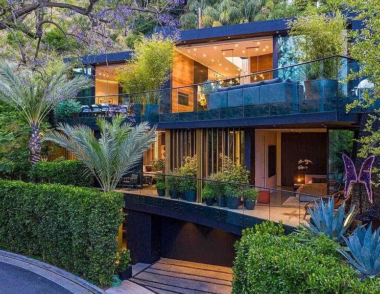 Beautiful Houses In Los Angeles
