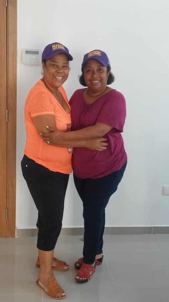 Oneida Féliz decide apoyar a Ñiñin