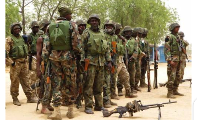 How Nigerian Soldiers Killed One, Razed Houses In Abia Communities To Avenge Colleague