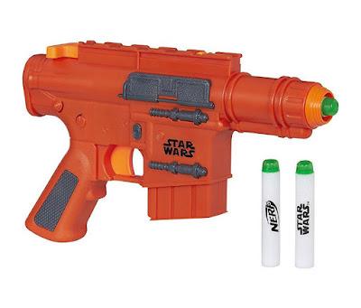 JUGUETES - NERF : Star Wars Rogue One Pistola Láser Capitán Cassian Andor Hasbro B7764 | Pelicula Disney 2016 | Edad: +6 años Comprar en Amazon España