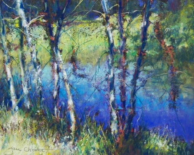 Пастельная живопись. Jane Christie 15