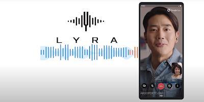 """""""لايرا- Lyra"""" تكنلوجيا الصوت الجديدة التي تستخدمها غوغل"""