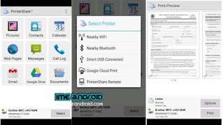 Cara Print dari HP lewat Bluetooth
