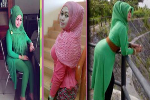 Foto Guru SMP Bikin Heboh ! Awalnya Foto Hijab Tapi Akhirnya Dibuka Semua