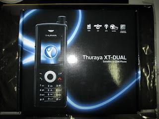 hape satelit Thuraya XT Dual