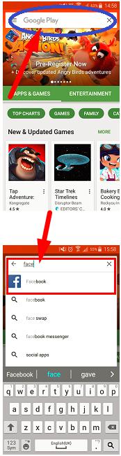 Facebook Install Download