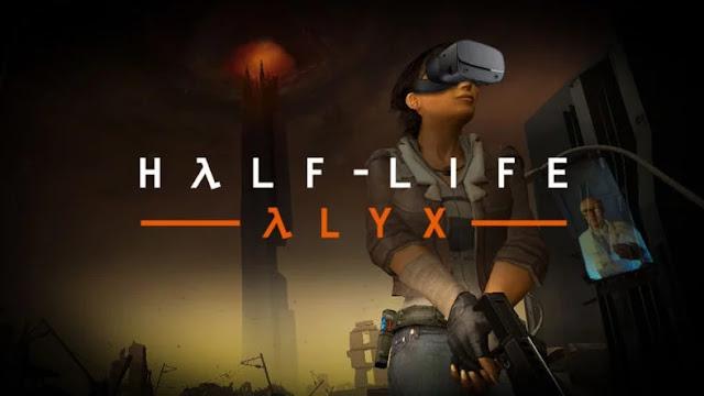Half-Life Alyx oyununun ilk oynanış görüntüleri yayınlandı