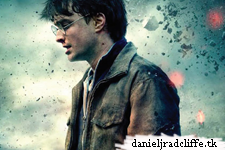 Deathly Hallows part 2 character poster