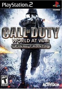 Call of Duty World At War PS2 Torrent