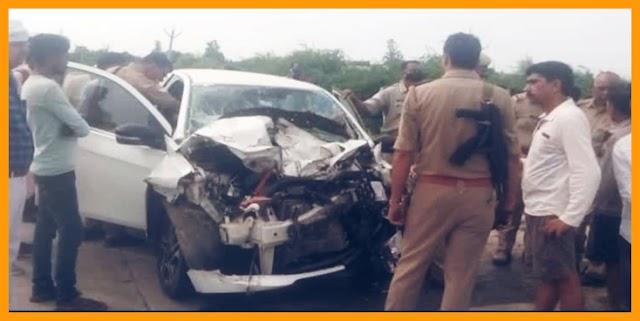 फतेहपुर: भीषण सड़क हादसे में उजड़ गया परिवार, चार लोगों की मौत से मचा कोहराम