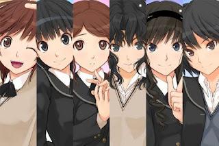 anime romance terbaik amagami
