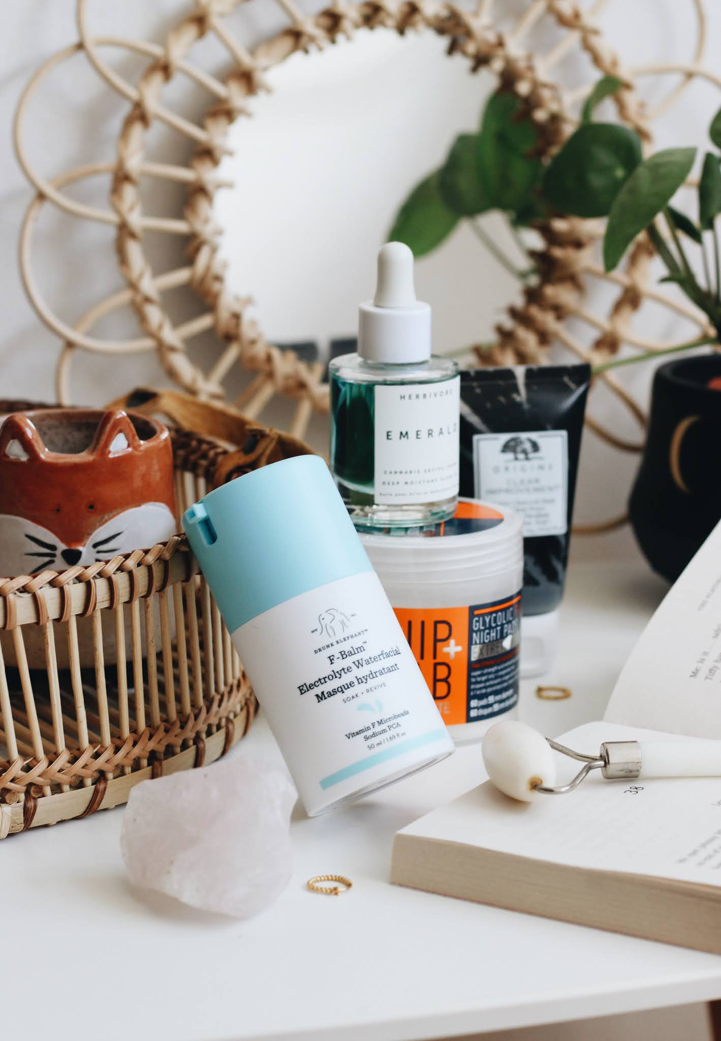 Hormonal Breakout Solutions Skincare