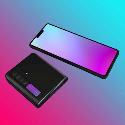 أول صورة ثلاثية الأبعاد ل Huawei Mate V القادم