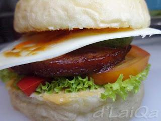 Chibi Burger ala Rika (2)