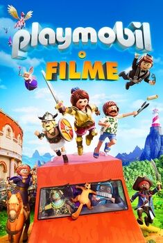 Playmobil: O Filme Torrent – BluRay 720p/1080p Dual Áudio