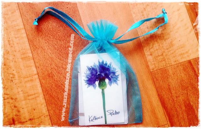 Kwitnące Piękno- próbki od BLEUET NATUREL