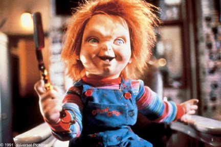 Curse Of Chucky New Look The Video Creep with C...