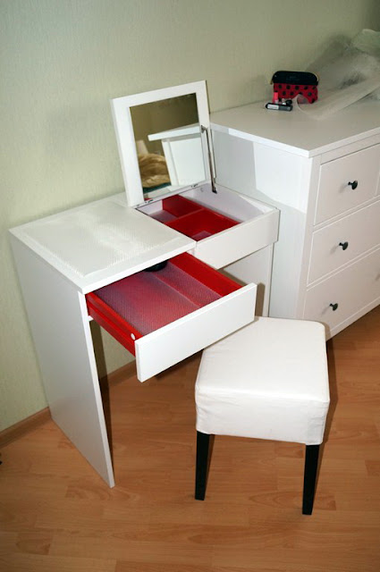 IKEA Brimnes dressing table