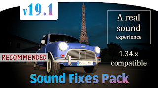 ets 2 sound fixes pack v19.1