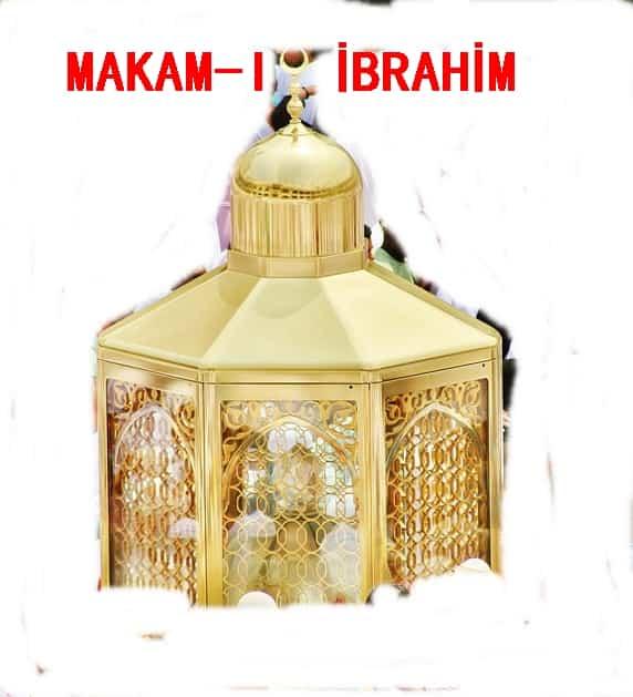 Makam-ı  İbrahim Esans (Hakiki)