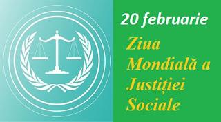 20 februarie: Ziua Mondială a Justiției Sociale