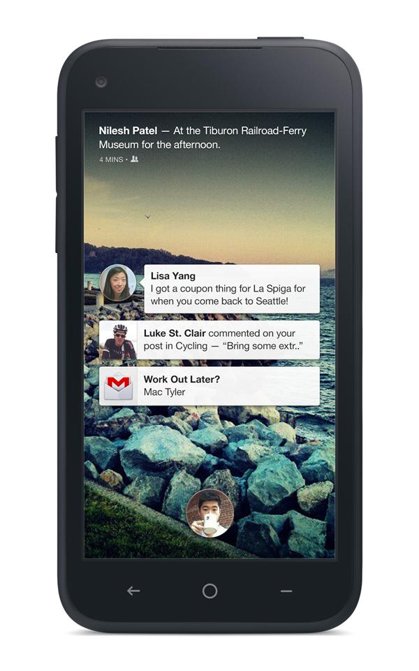 Facebook Home for Android (2)