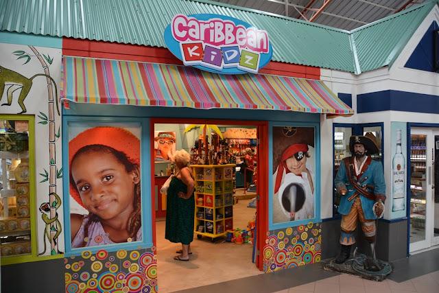 Bridgetown Barbados Caribbean Kidz