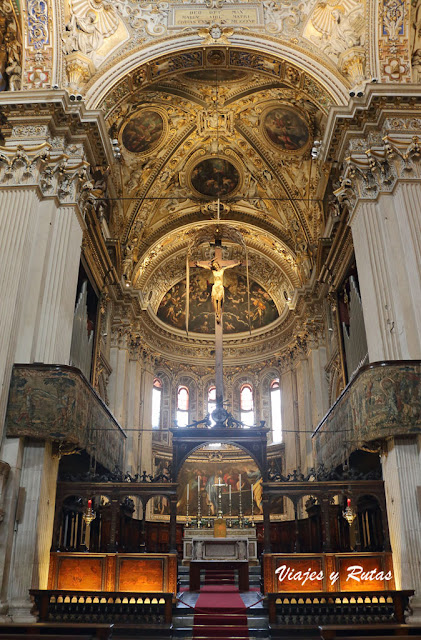 Basílica de Santa Maria Maggiore, Bergamo