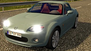 Mazda MX-5 fcar or AI traffic