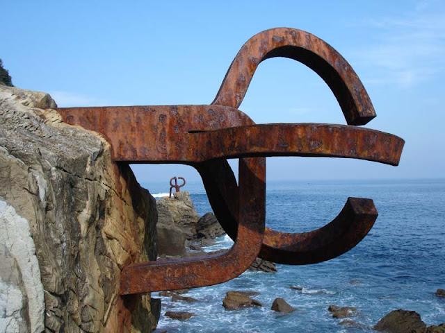 Eduardo Chillida - Abstract Sculpture