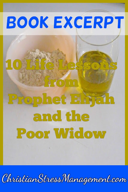 Book: 10 Life Lessons from Prophet Elijah and the Poor Widow