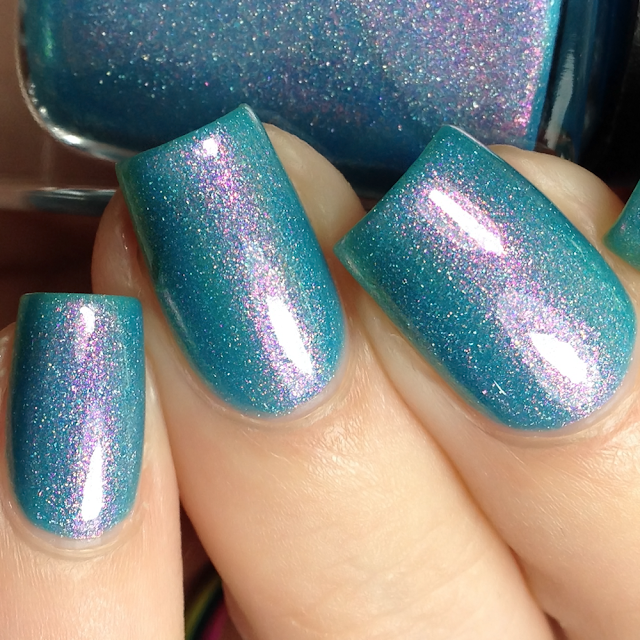 Lollipop Posse Lacquer-Seriously Fudged Up