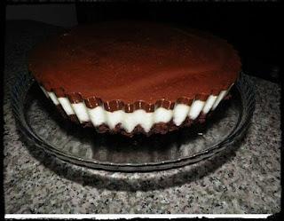 الكيكة الشهية والسهلة الباونتي