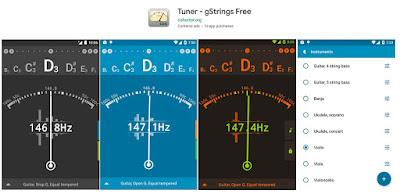 aplikasi stem gitar
