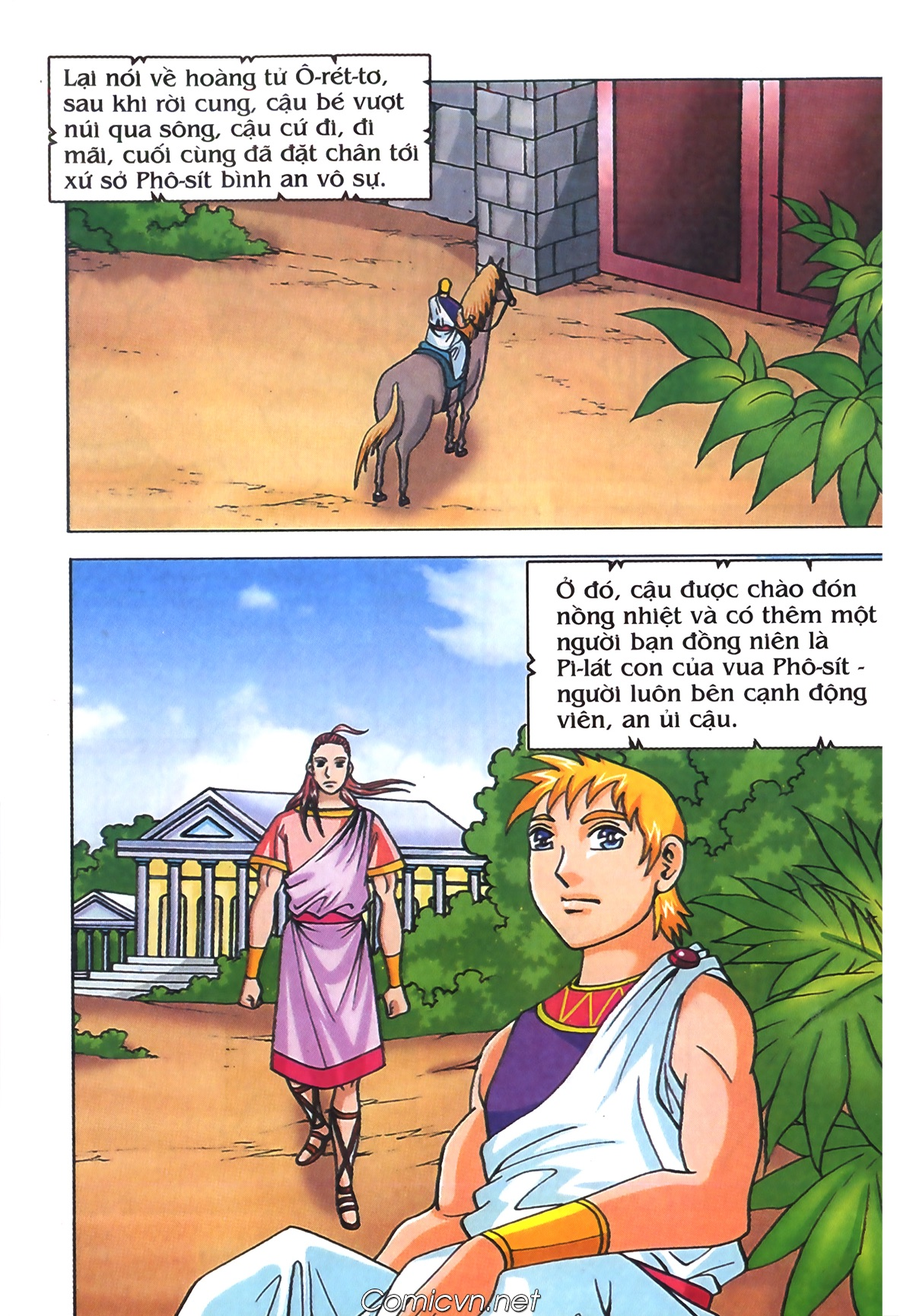 Thần Thoại Hy Lạp Màu - Chapter 70: Nàng Ê lếch tơ - Pic 27